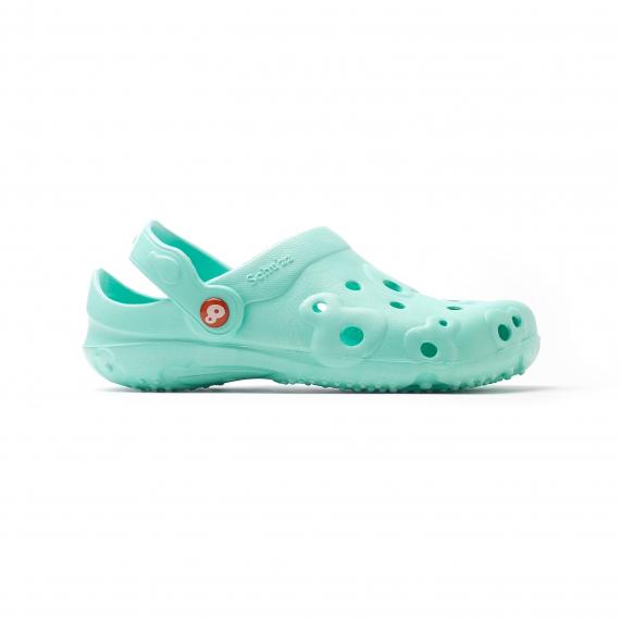 8cb7da4bb2e76b Chaussures Femme Sabot en plastique GLOBULE uni - achat et prix pas cher -  Chaussure infirmière - Chaussure hopital