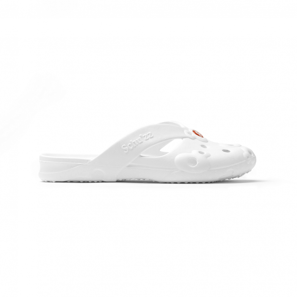 8a31004c6d02f Chaussures et Tongs Femme PAS CHER- Sandales en plastique MULE - chaussure  spa - chaussures salon esthétique