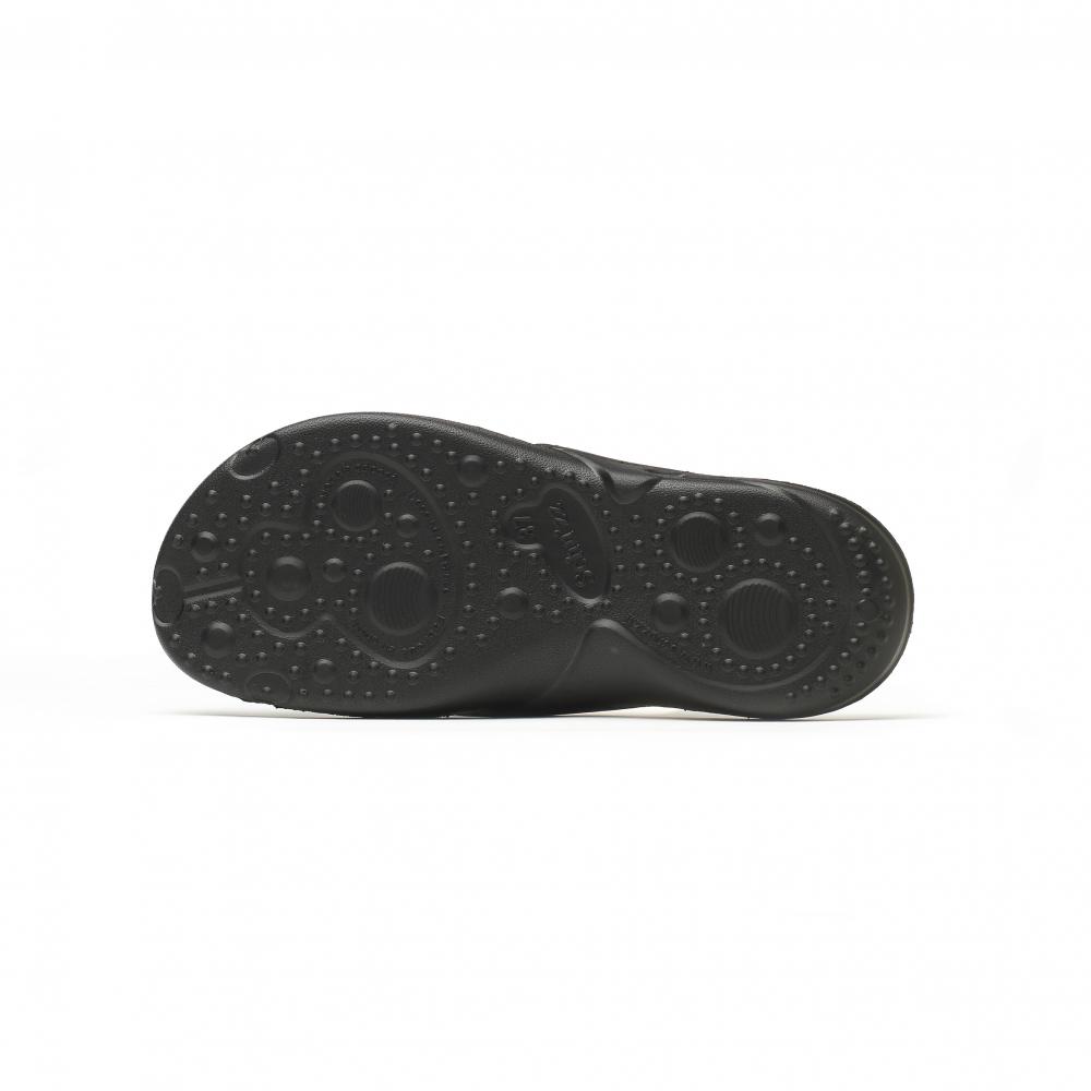 chaussure qui epouse la forme du pied