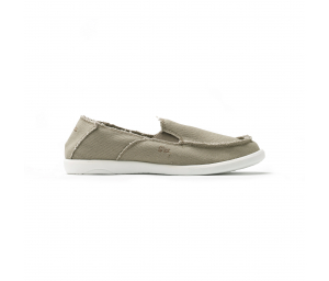 Schuzz-chaussure-mocassin-Rosalie-loisirs-chaussure toile-femme-taupe