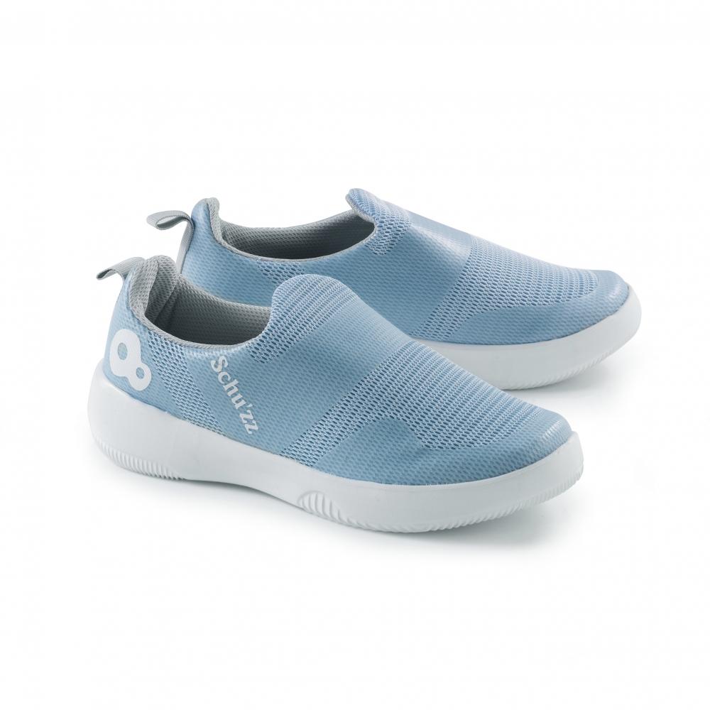 Baskets d'Infirmières Basket en tissu MESH Chaussure d